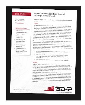 3D-P-Drummond-Wireless-Network-Upgrade-Case-Study